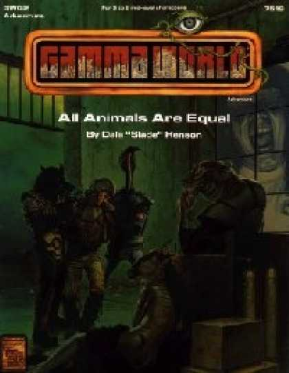 Role Playing Games - GWQ2: All Animals Are Equal