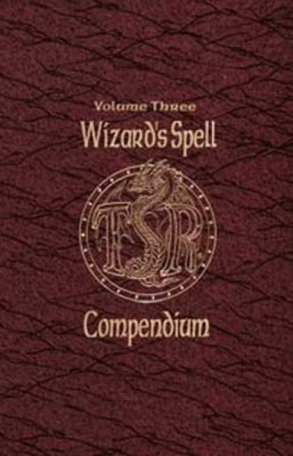 Role Playing Games - Wizard's Spell Compendium, Vol. 3