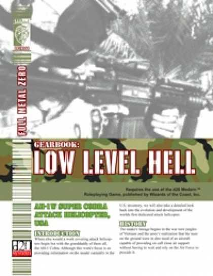 Role Playing Games - Low Level Hell