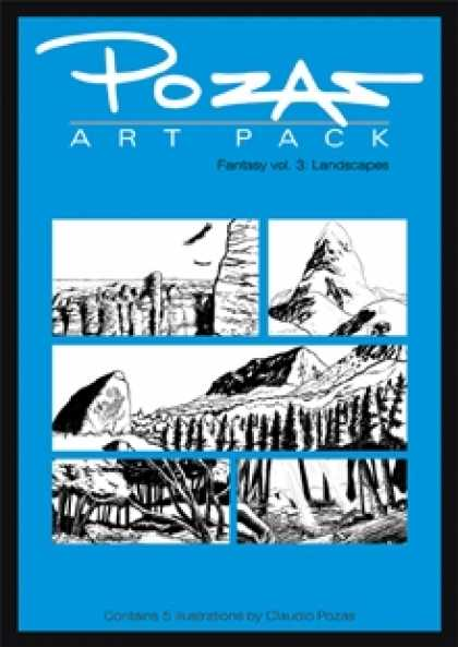 Role Playing Games - Pozas Art Pack Fantasy vol. 3: Landscapes