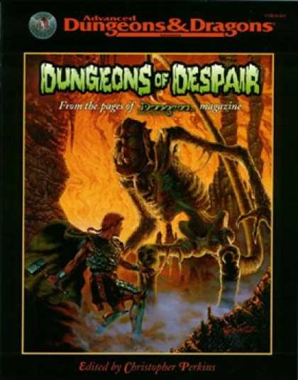 Role Playing Games - Dungeons of Despair