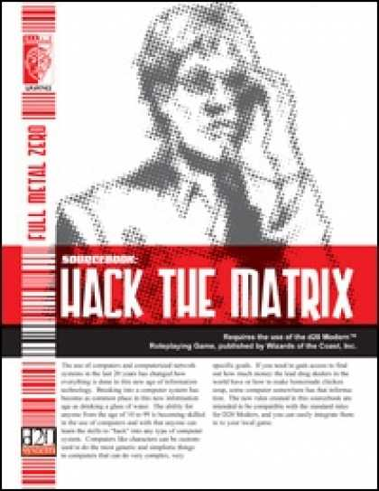 Role Playing Games - Hack the Matrix
