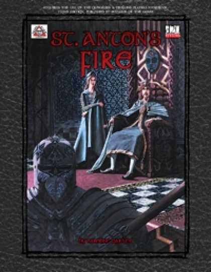 Role Playing Games - St. Anton's Fire