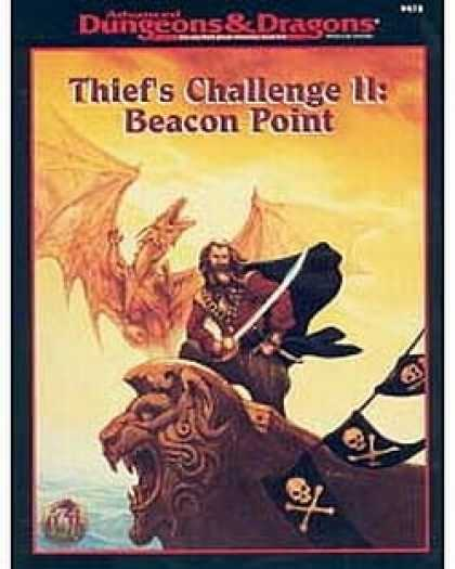 Role Playing Games - Thief's Challenge II - Beacon Point