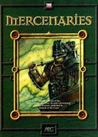 Role Playing Games - Mercenaries