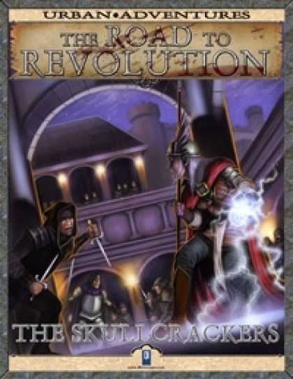 Role Playing Games - The Road to Revolution: The Skullcrackers