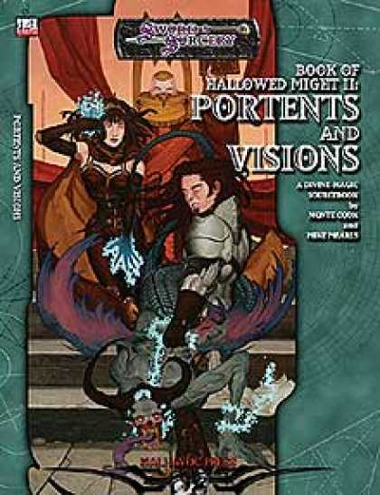 Role Playing Games - Book of Hallowed Might II: Portents and Visions