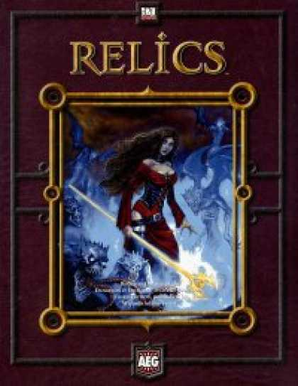 Role Playing Games - Relics