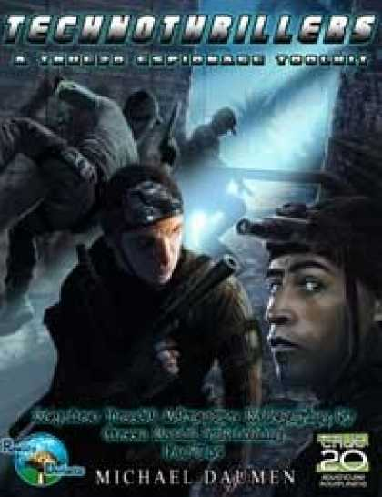 Role Playing Games - RDP: Technothrillers: Revised Edition