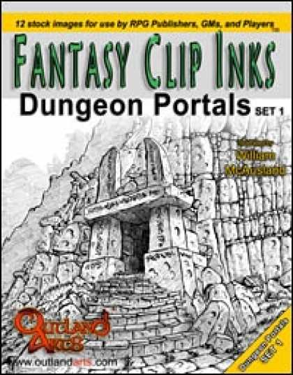 Role Playing Games - Dungeon Portals set 1