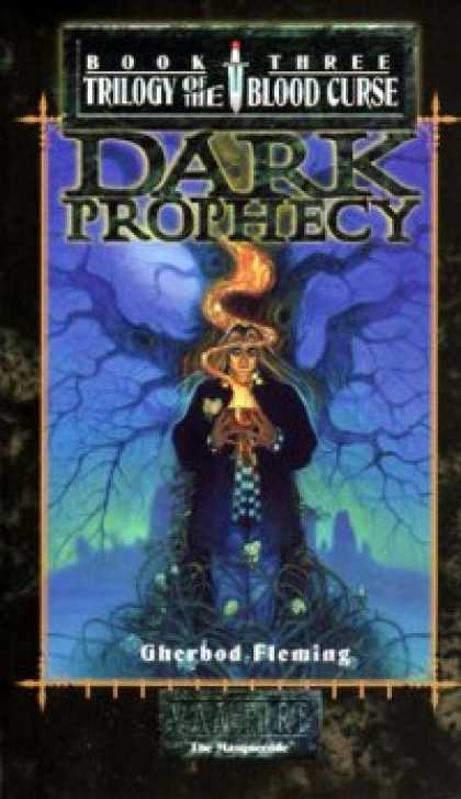 Role Playing Games - Trilogy of the Blood Curse Book 3: Dark Prophecy