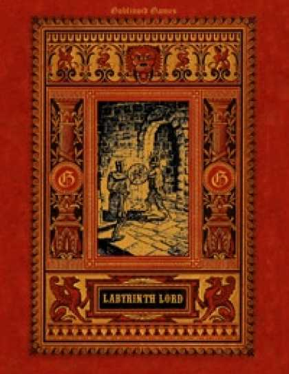 Role Playing Games - Labyrinth Lord (alternate cover)