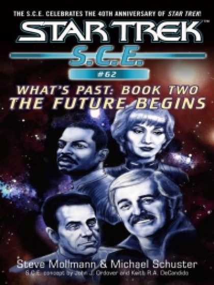 Role Playing Games - Star Trek: Starfleet Corps of Engineers #62: What's Past: Book T