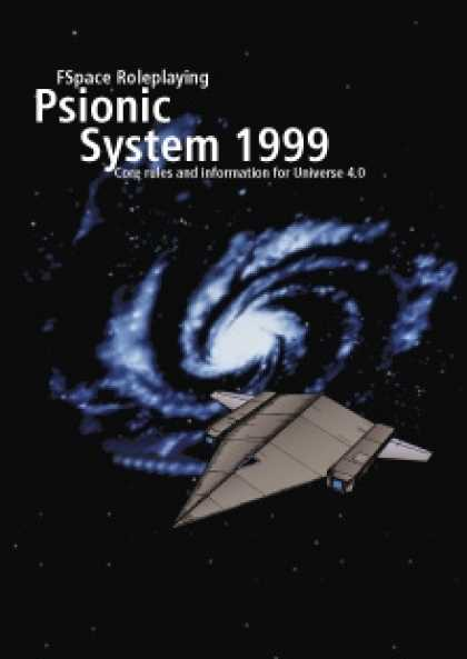 Role Playing Games - FSpaceRPG Psionic System 1999