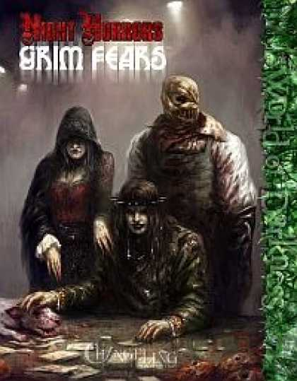 Role Playing Games - Night Horrors: Grim Fears