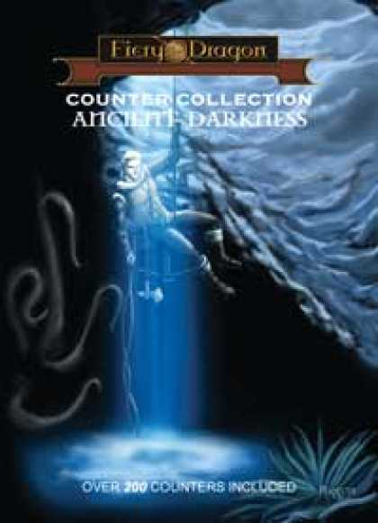 Role Playing Games - Counter Collection: Ancient Darkness