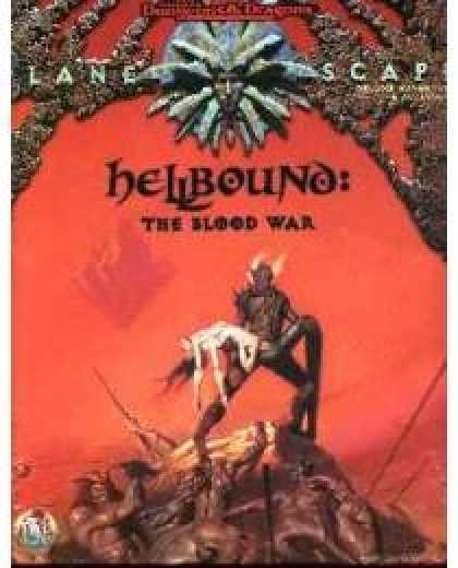 Role Playing Games - Hellbound - The Blood War