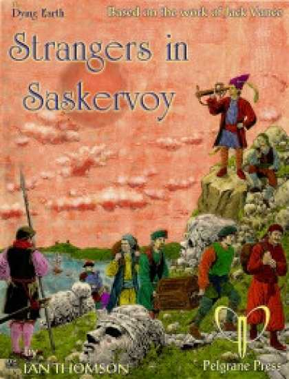 Role Playing Games - Strangers in Saskervoy