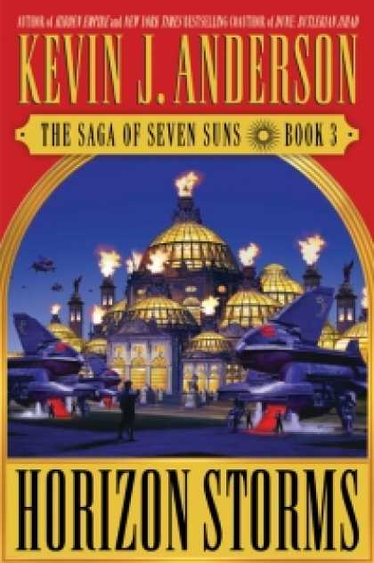 Role Playing Games - Horizon Storms: The Saga of Seven Suns Book