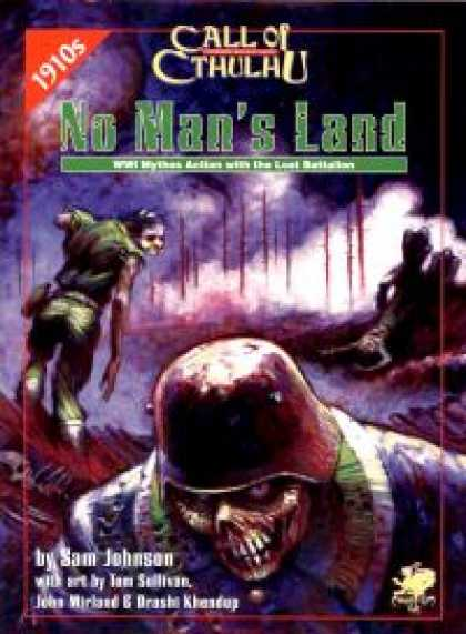 Role Playing Games - No Man's Land