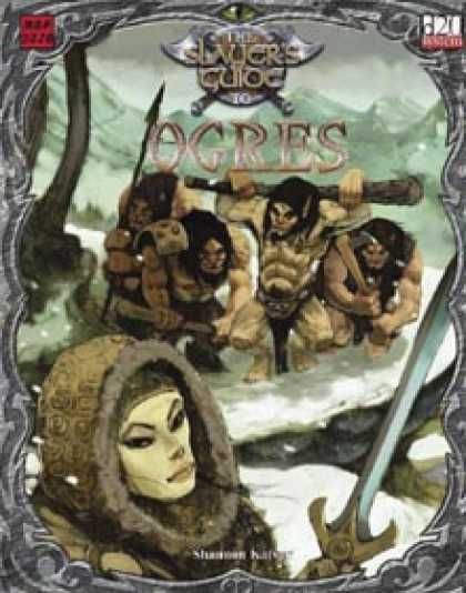 Role Playing Games - Slayer's Guide to Ogres