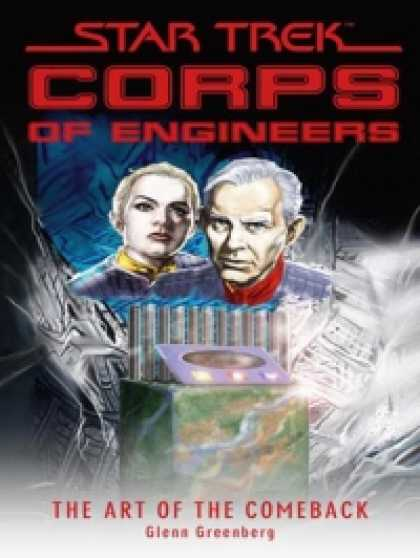 Role Playing Games - Star Trek: Corps of Engineers: The Art of the Comeback