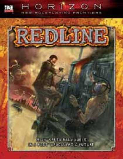 Role Playing Games - Redline