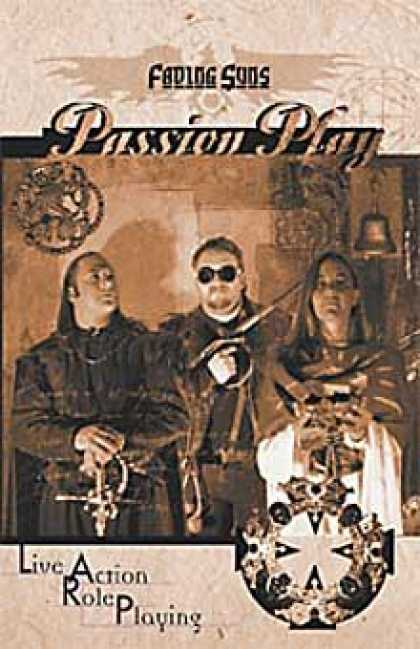 Role Playing Games - Passion Play: Fading Suns Live-Action Roleplaying