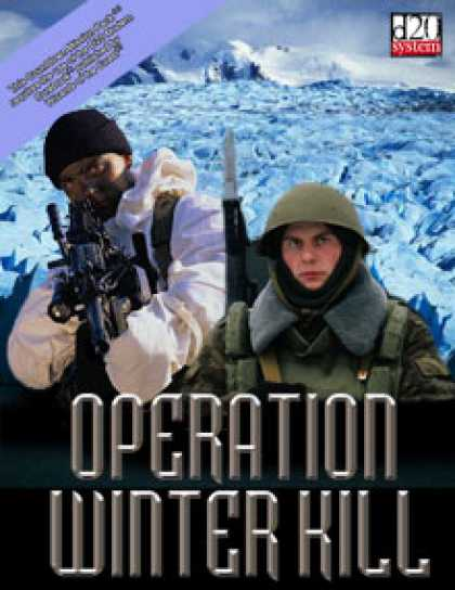 Role Playing Games - Countdown: Operation Winter Kill