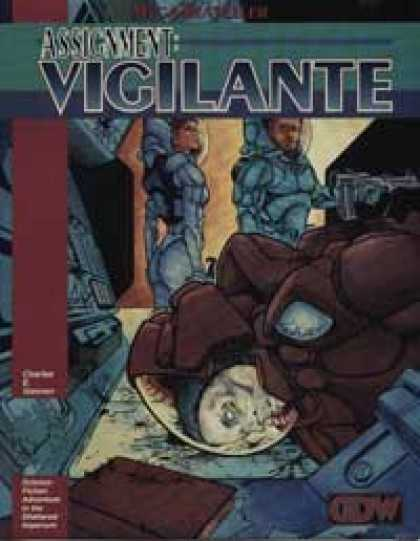 Role Playing Games - Assignment: Vigilante