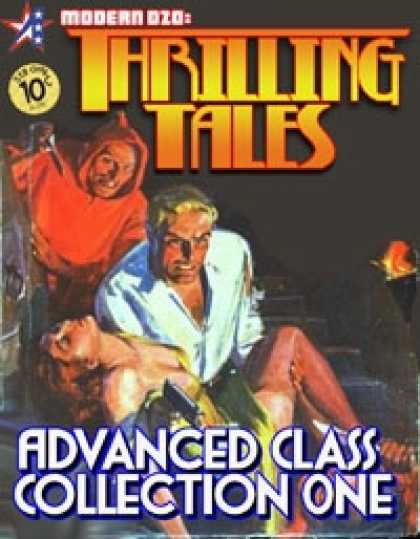 Role Playing Games - THRILLING TALES Advanced Class Collection One