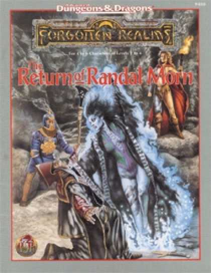 Role Playing Games - The Return of Randal Morn