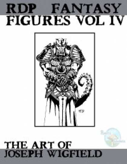 Role Playing Games - RDP: Fantasy Figures Volume IV