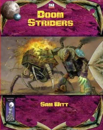 Role Playing Games - Doom Striders