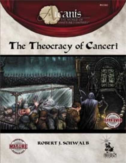 Role Playing Games - Theocracy of Canceri