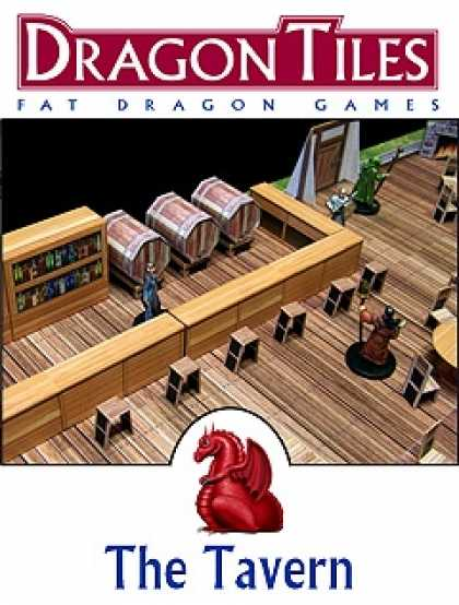 Role Playing Games - DRAGON TILES: The Tavern