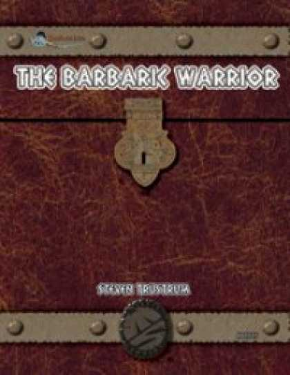 Role Playing Games - OGL Barbarian: The Barbaric Warrior