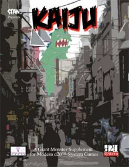 Role Playing Games - Stan! Presents: Kaiju