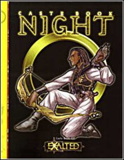 Role Playing Games - Caste Book: Night