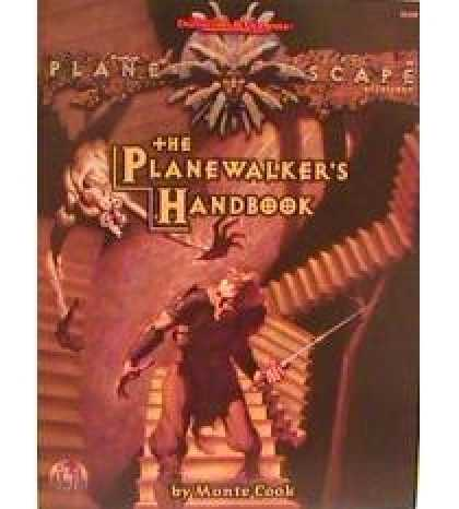 Role Playing Games - Planewalker's Handbook