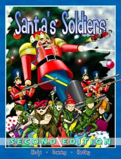 Role Playing Games - Santa's Soldiers, 2nd Edition