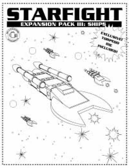 Role Playing Games - STARFIGHT: Expansion pack III, ships