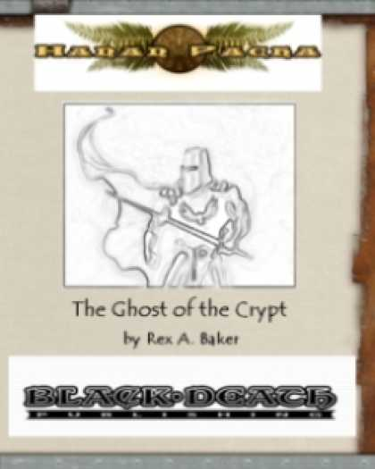 Role Playing Games - The Ghost of the Crypt
