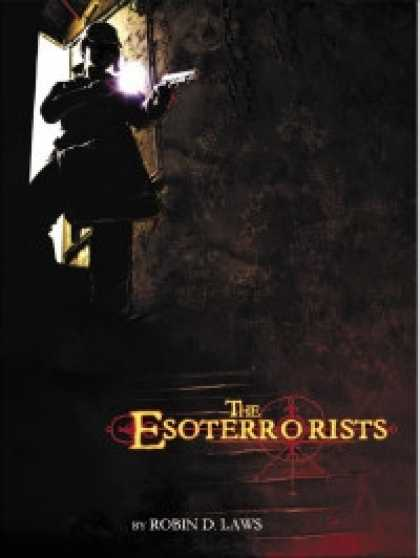 Role Playing Games - The Esoterrorists