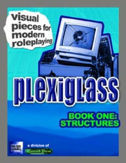 Role Playing Games - Plexiglass - Book One: Structures