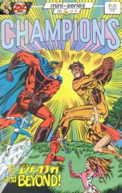Role Playing Games - Champions #06