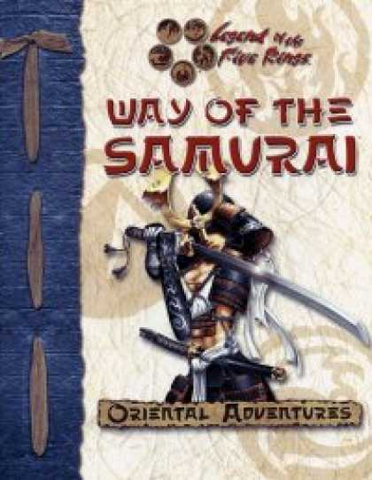 Role Playing Games - Way of the Samurai