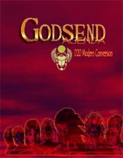Role Playing Games - GODSEND Agenda D20 Conversion