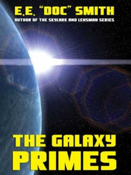 Role Playing Games - The Galaxy Primes