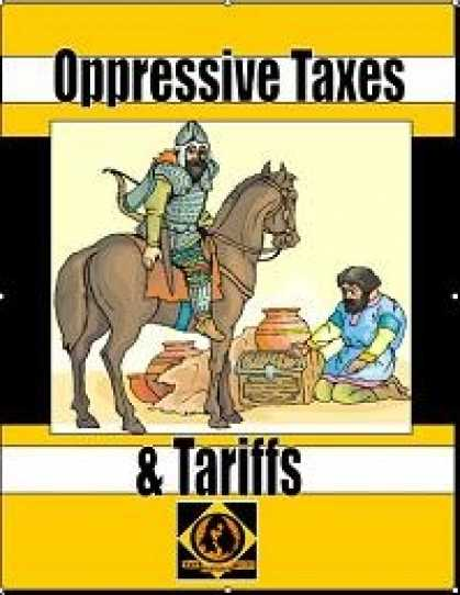 Role Playing Games - Oppressive Taxes And Tariffs, Vol. 2